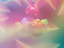 Mushrooms by diersheart069