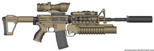 M4A1 SOCOM