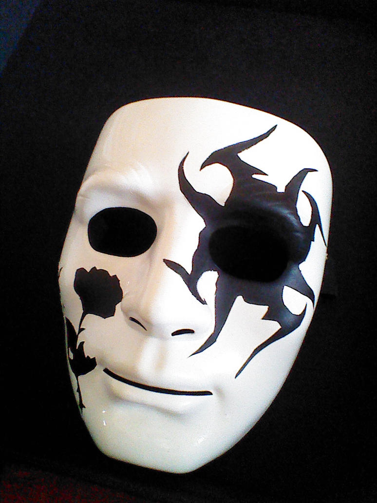 Hollywood Undead Style Mask By The Raisin Man