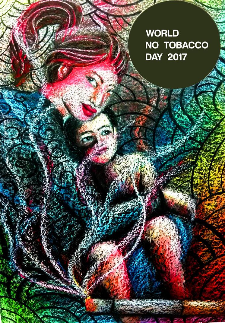 World No Tobacco Day 2017 by ixidor123