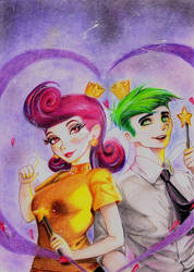Cosma and Wanda