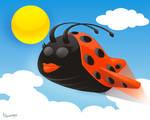 Lady AirBug