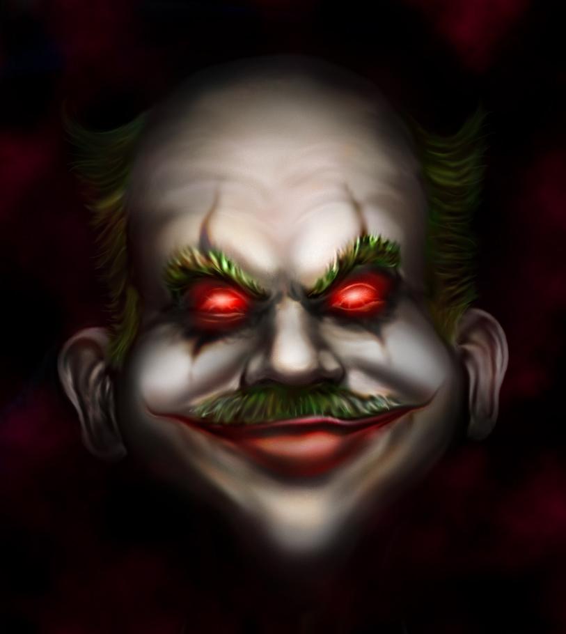 Papandreou as Joker by antonist