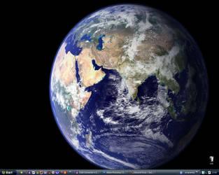 My windows desktop by BARTIK13
