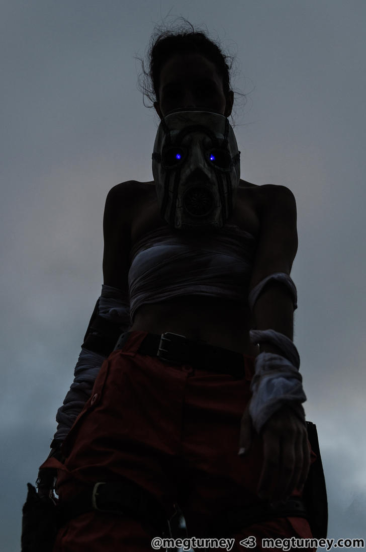 Shadow Psycho Bandit by megturney