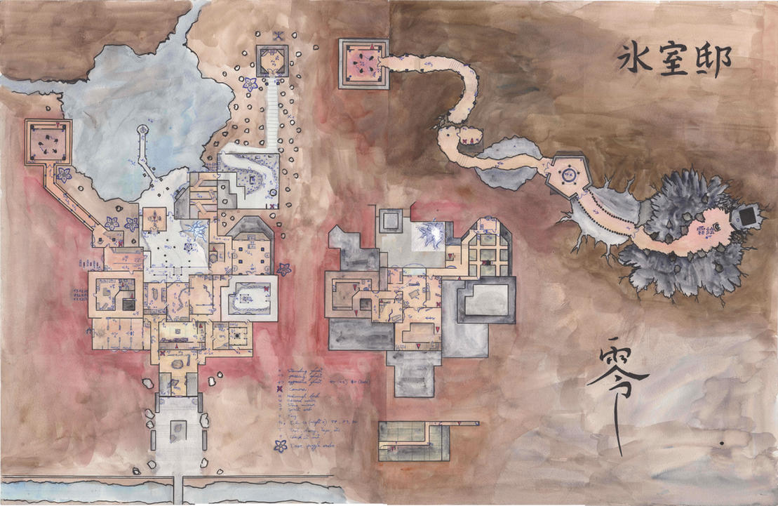 Fatal Frame Himuro Mansion By Kangeis On Deviantart
