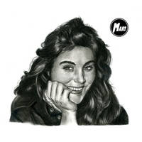 Commission - Laura Branigan by M-art-works