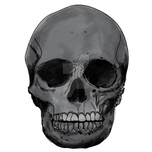 Skull by overloaddd