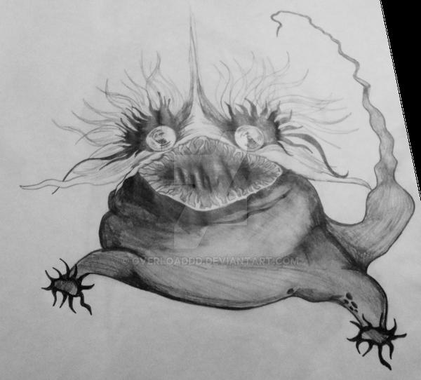 Sea Beast by overloaddd