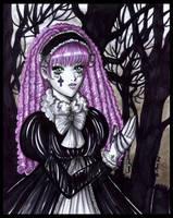 Bela Morte by zombiechan
