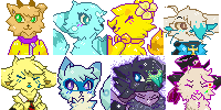 Icons by ziggypaws