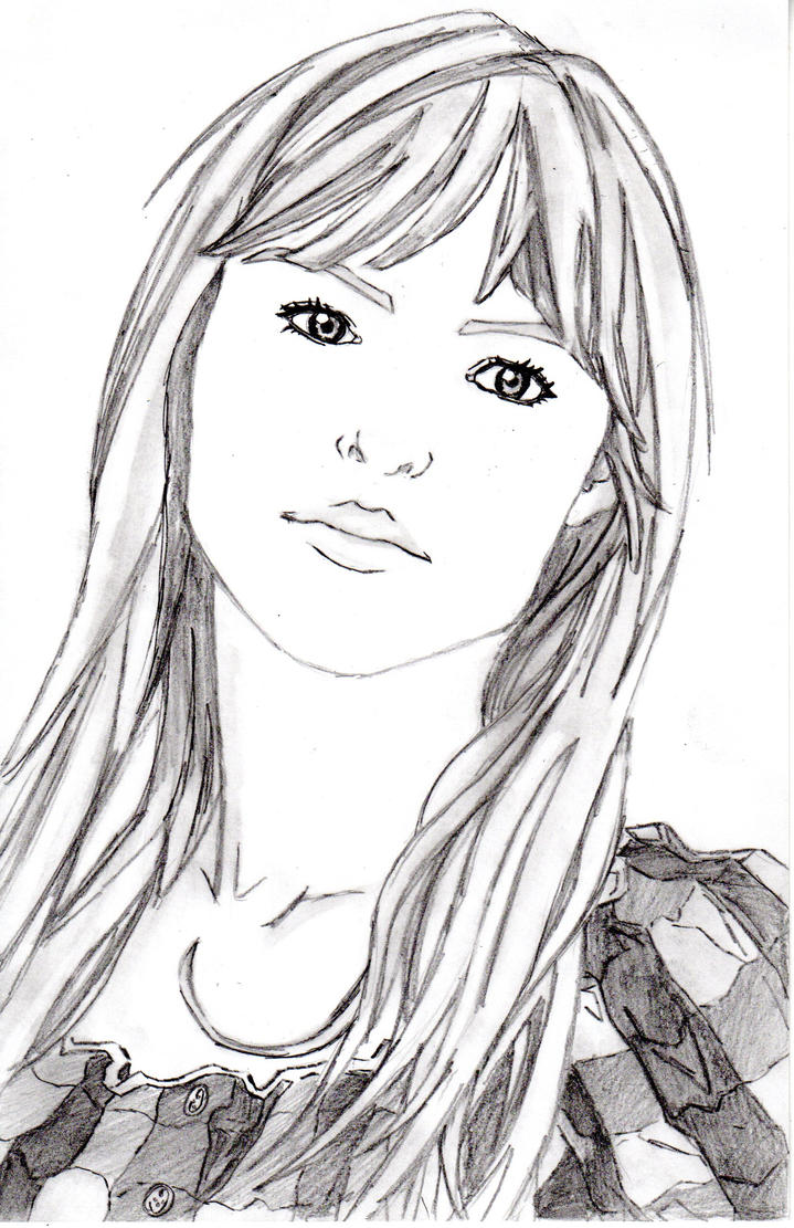 peoples faces 18 by one with no color on deviantart
