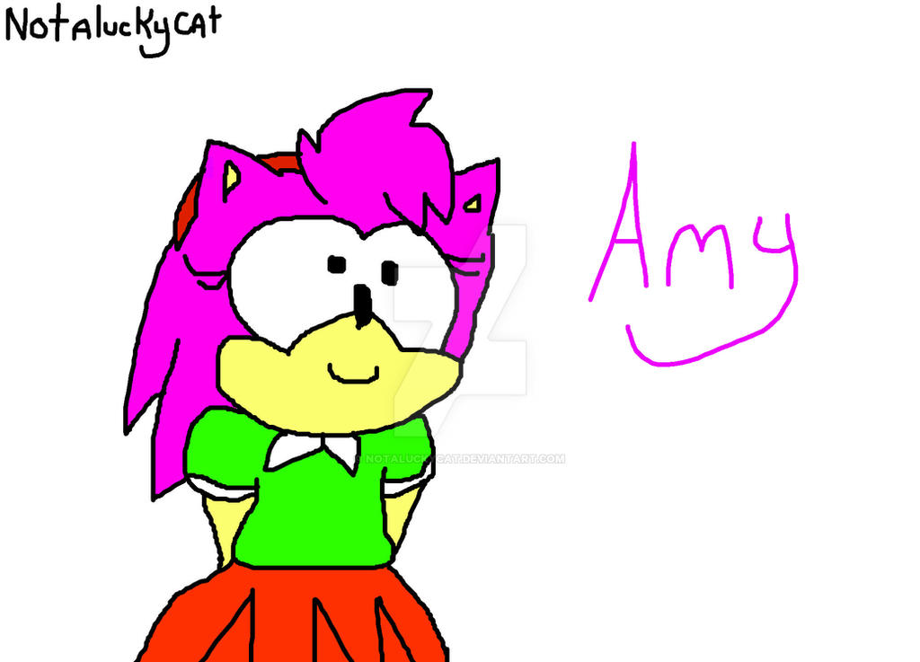 Amy by NotALuckyCat
