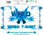 WIRED Gaming - T-Shirt Box