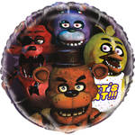 Five Nights At Freddy's Balloon by GumballFan333