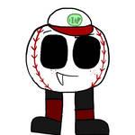 Baseball UwU by Jillibean07
