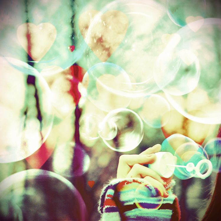 Many Bubbles by CasheeFoo