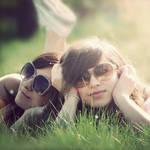 Friends by CasheeFoo