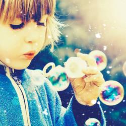 Snow, Bubbles