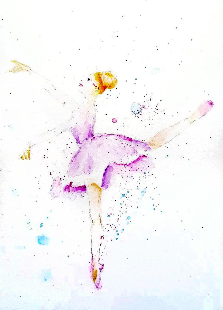 Ballerina by CasheeFoo