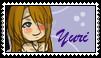 Yuri stamp by ZombieChocolate