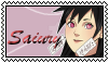 Saiury stamp by ZombieChocolate