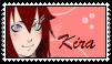 Kira Stamp by ZombieChocolate
