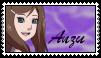 PCM Anzu Stamp by ZombieChocolate