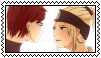 Gift - GaaMira stamp by ZombieChocolate