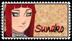 PCM Sunako stamp by ZombieChocolate