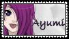 PCM Ayumi Stamp by ZombieChocolate