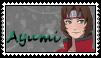 Ayumi stamp by ZombieChocolate