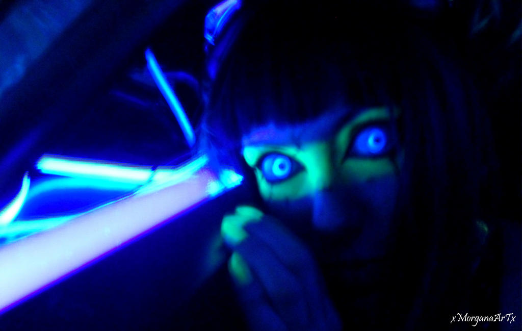 Just glowing again xD by xMorganaArTx