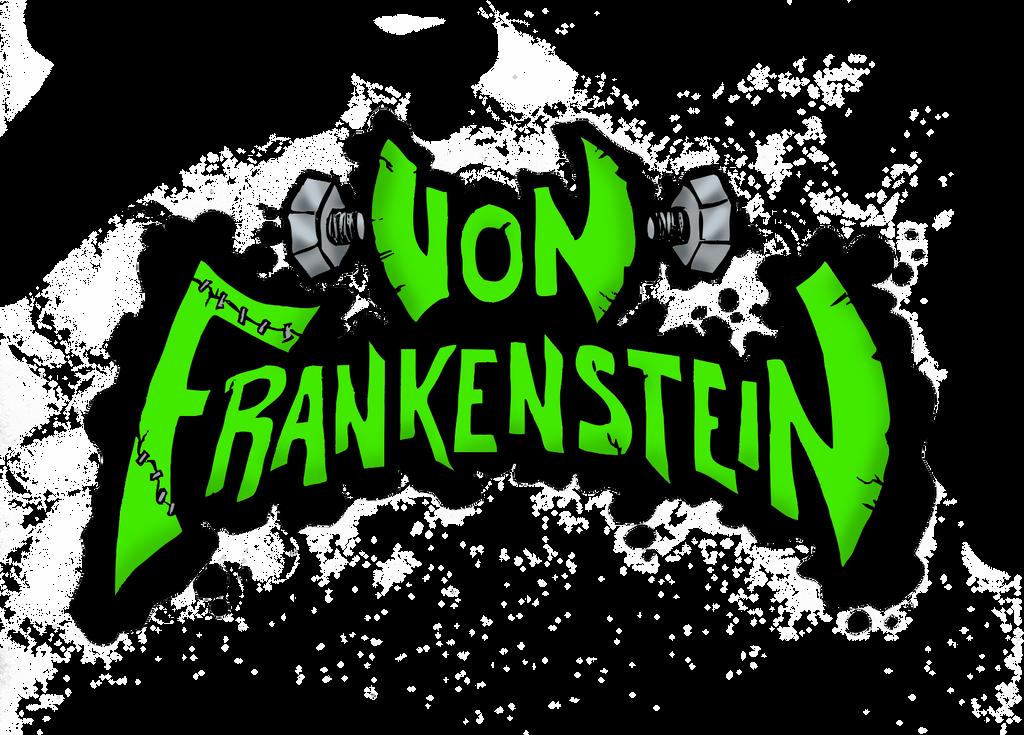 Von Frankenstein Logo Commission By Xmorganaartx On