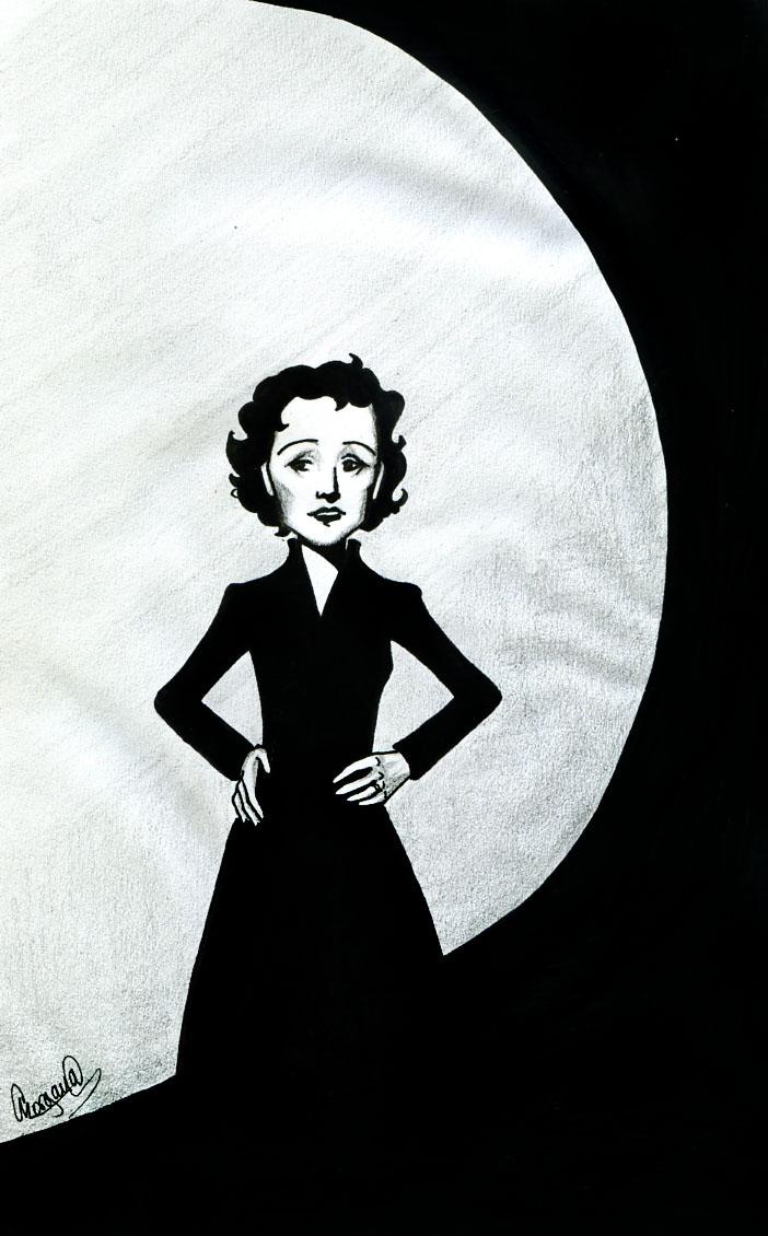 Edith Piaf Height Edith Piaf by Xmorganaartx