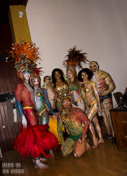 Our amazing brazilian dancers!