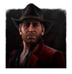 Arthur Morgan - Red Dead Redemption 2 by SilverScythe89