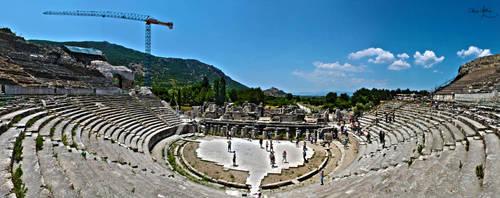 Ephesos by arevolutionary