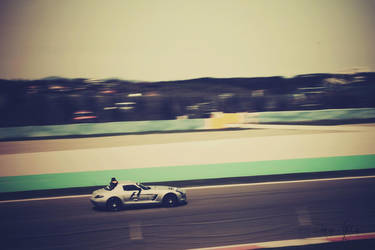 Safety Car II by arevolutionary