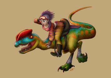 Dino Racer