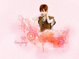 Eunjung Wallpaper 1 by superjesster