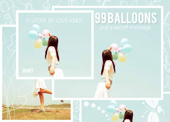 99 Balloons by superjesster
