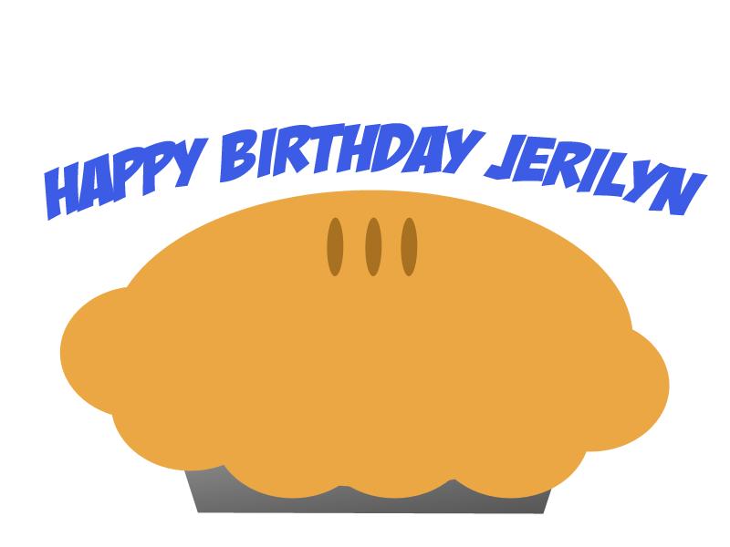 Happy 16th Bday Jeri by superjesster