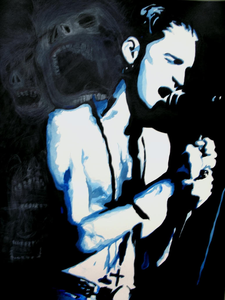 layne staley by cambrius on deviantart