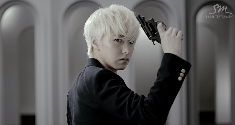 Sungmin spy