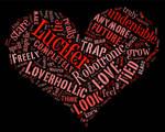 SHINee Lucifer Valentine (Red Ver.)