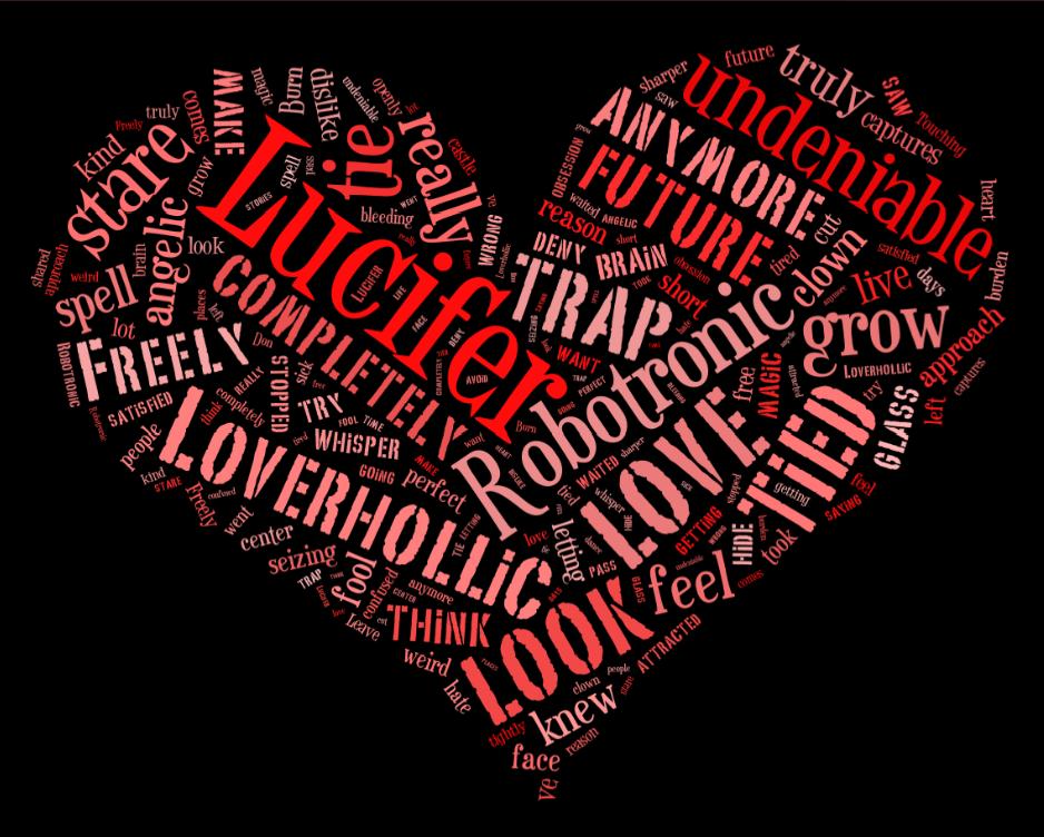 SHINee Lucifer Valentine (Red Ver.