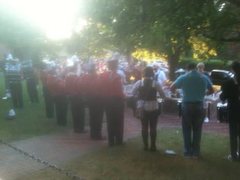 2013 Pottsville Alumni Drummers