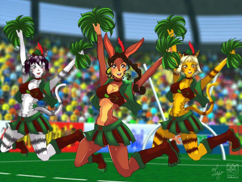 Rar! Go The Archers!