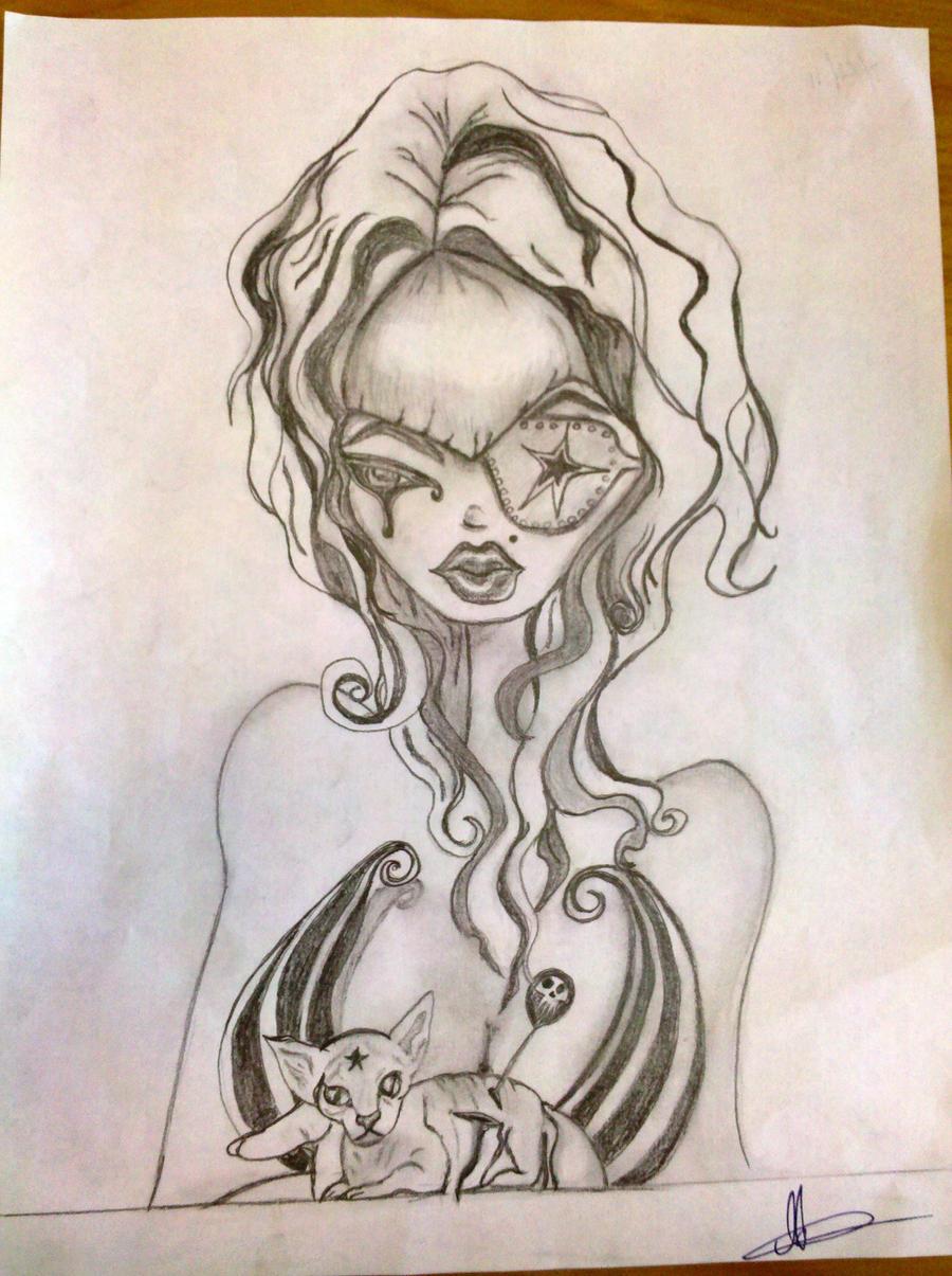 Gianluca Mattia Prints my Gianluca Mattia Sketch